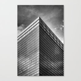 High Structure Canvas Print