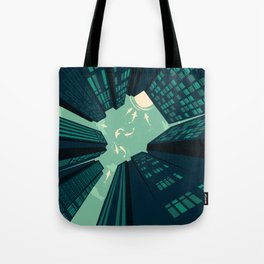 Solitary Dream Tote Bag