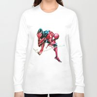 spider man Long Sleeve T-shirts featuring Spider Man! by BunBun Supreme