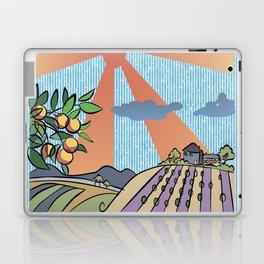 Autumn harvest illustration 2 Laptop & iPad Skin