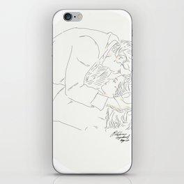 Whouffle iPhone Skin