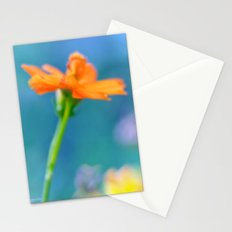 Ginger Dahlias - why not 53 Stationery Cards