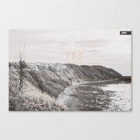 the 100 Canvas Prints featuring 100. by Beidan Shiu