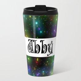 stars abby Travel Mug