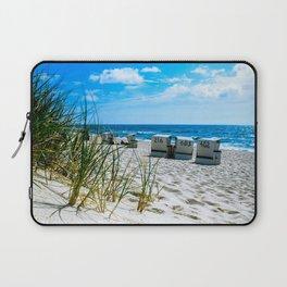 behind the dunes Laptop Sleeve