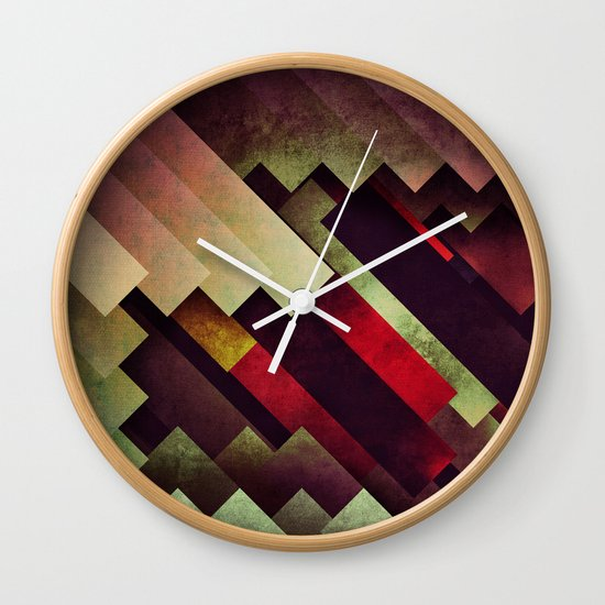 yvy Wall Clock