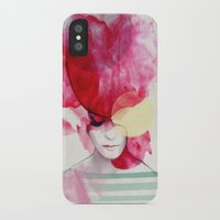 acid iPhone & iPod Cases featuring Bright Pink - Part 2  by Jenny Liz Rome