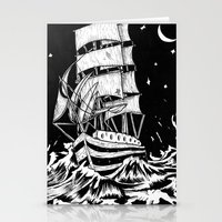 sail Stationery Cards featuring Sail by Giovanni Tamponi