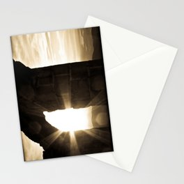 Sunset Knapps 2 Stationery Cards