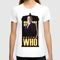 doctor T-shirts featuring Doctor ? by rnlaing