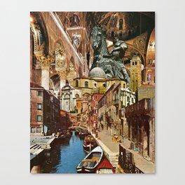 Valiant Venezia Canvas Print