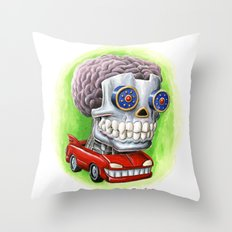 Klextorr Throw Pillow
