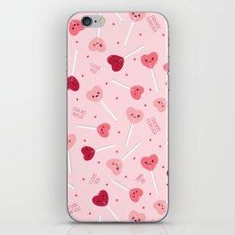 Valentine Sweetheart iPhone Skin