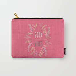 GOOD VIBES #1 Carry-All Pouch