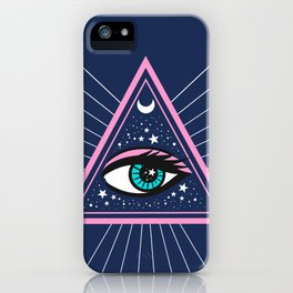 You are made of stars iPhone Case