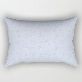 Simplistic Pattern (v2) Rectangular Pillow
