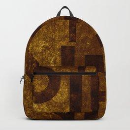 Pilsner Beer Typography Backpack