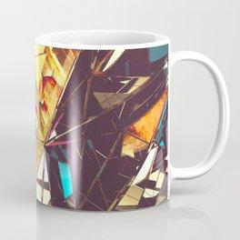 Fractured Time Coffee Mug