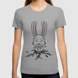 Cute Bunny Slam T-shirt