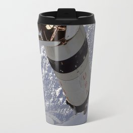 Apollo 7 - Saturn V over Cape Canaveral Travel Mug