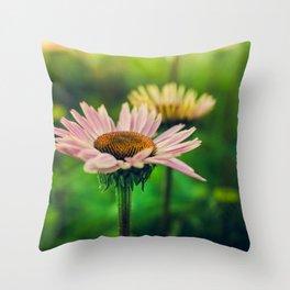Daisy VI Throw Pillow