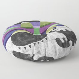 Mother and Child Reunion Floor Pillow