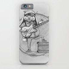 Joyful Noise -- Black and White Variant iPhone 6s Slim Case