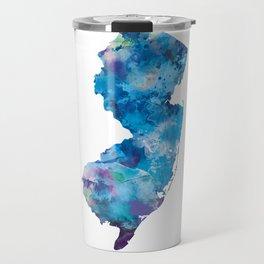 New Jersey Travel Mug
