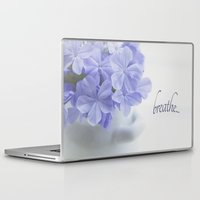 breathe Laptop & iPad Skins featuring Breathe by Kim Hojnacki Photography