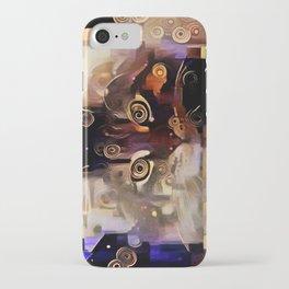 Hypnotique iPhone Case