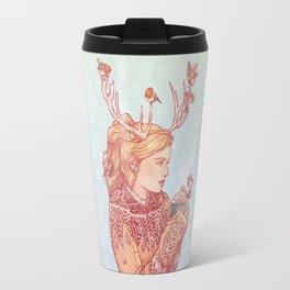 December Lady Travel Mug