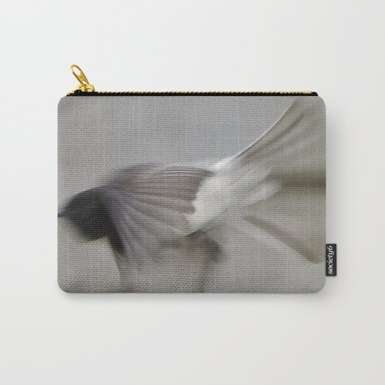 TEXTURES: Flycatcher on the Fly Carry-All Pouch