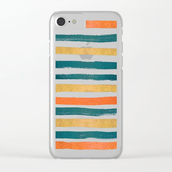 Into The Ocean Clear iPhone Case