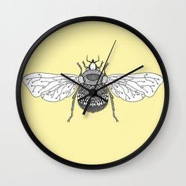Beelieve in Me Wall Clock