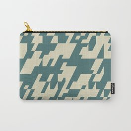 Diagonal Mash Up 1 Carry-All Pouch