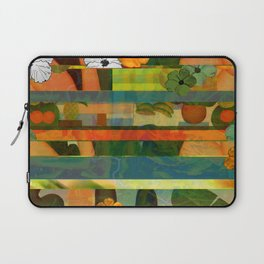 Brasilian stripes Laptop Sleeve