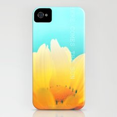SUNFLOWER  Slim Case iPhone (4, 4s)
