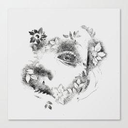 Lysergic Bliss Canvas Print