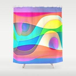 1GA Shower Curtain
