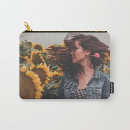 Flower Photography by Gustavo Bautista Reyes Carry-All Pouch