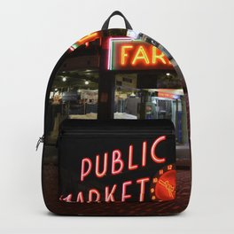 Pike Place Market Backpack