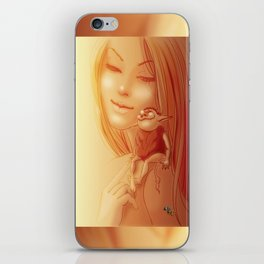 Zara and Gwarf iPhone Skin