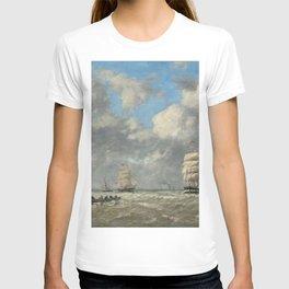 Eugène Boudin - Le Havre T-shirt