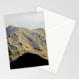 Mount Rainier Twilight Stationery Cards