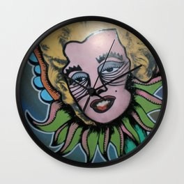 My Norma Jean Wall Clock