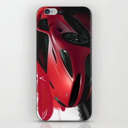 Aston Martin Vanquish S Digital Painting | Automotive | Car iPhone Skin