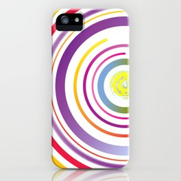 Asso Luminame Boutique iPhone Case