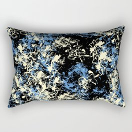 Abstract 9 Rectangular Pillow