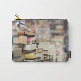 Personal Library Carry-All Pouch