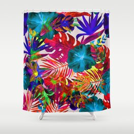 Tropicana i Shower Curtain
